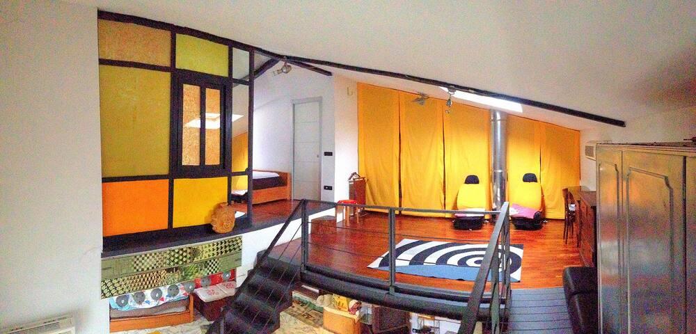 Moderna Villetta 'Openspace' - Carrara - Loft
