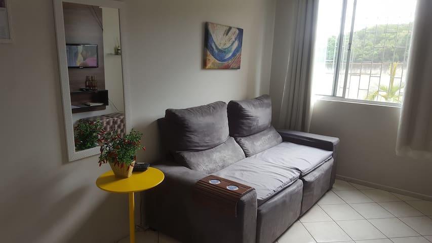 Simpático  Apartamento 2 quartos