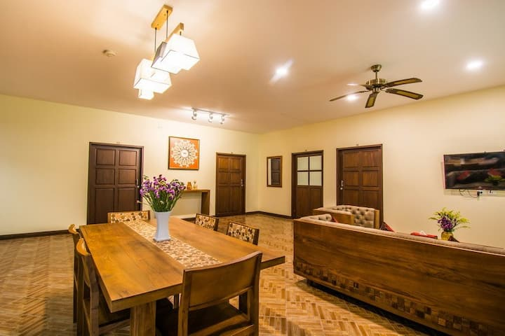 Chiangmai Yunhe Deluxe Family Pool Suite