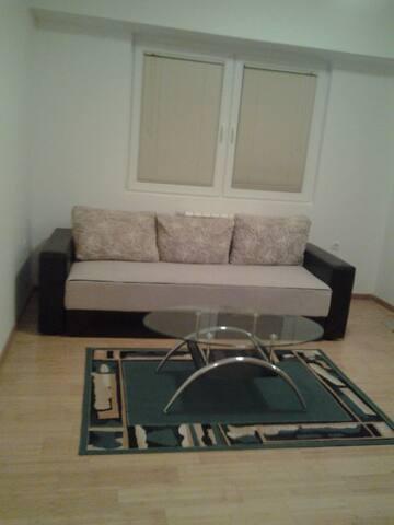 Apartment 50m2 - Novo Lisice - Skopje - Flat