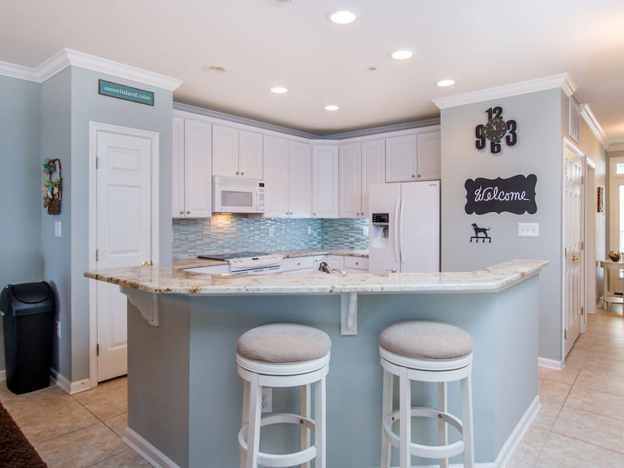 Sunset Island, 4 Hidden Cove Way, 2B -Kitchen Area