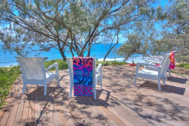 SHUTTERS2:  AVAILABLE  20 JAN:  RIGHT ON THE BEACH