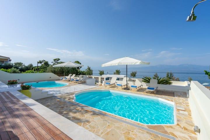 Villa ElMar Blue Xylokastro