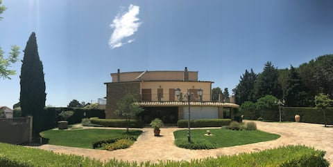 Villa Manfredi