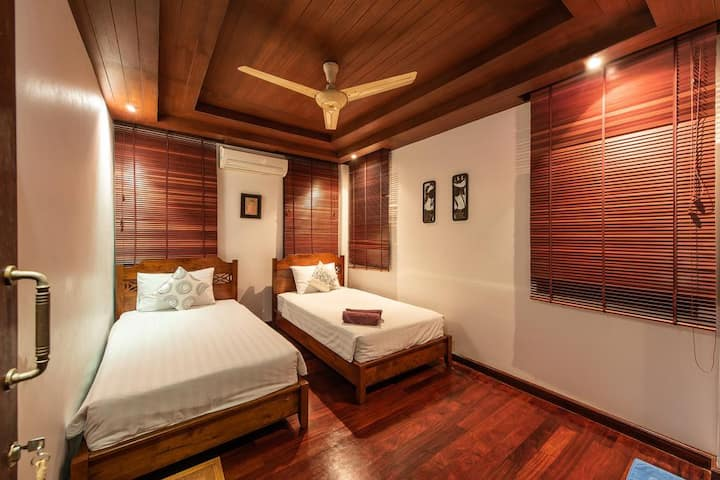 Marvelous Two Bedroom Sea View at Dream Seapool