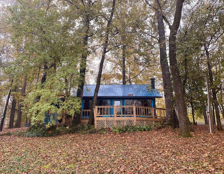 Entire Cabin on 3 secludes Acres