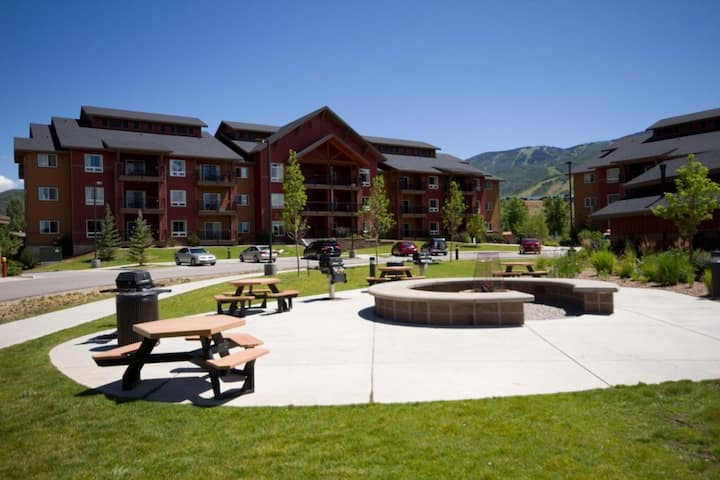 Lush Club Wyndham Steamboat Springs, 2 Bedroom