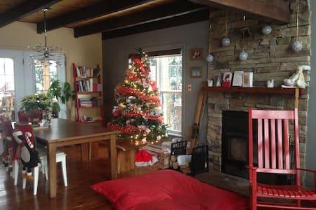 Maison de noel (christmas home) - Ev