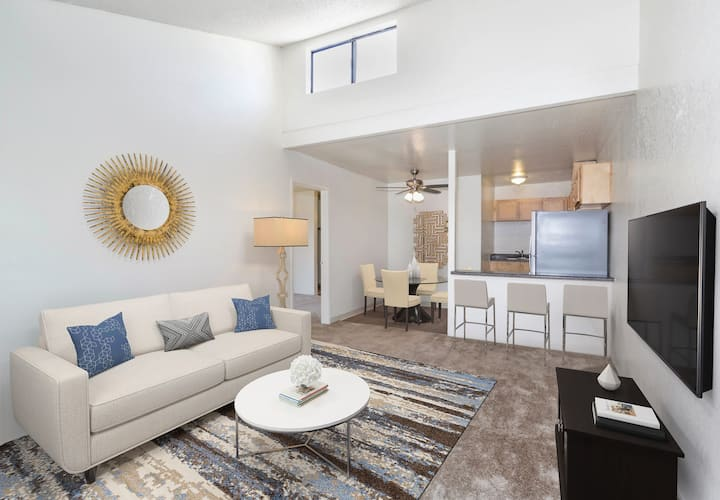 Everything you need | 1BR in Salinas