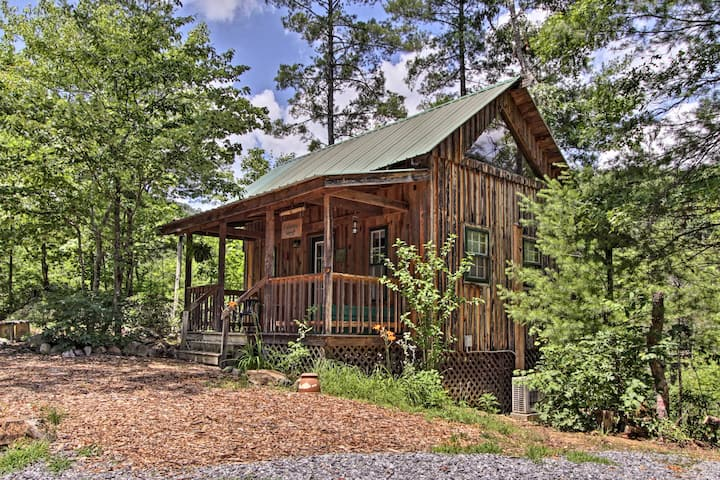 Houston Valley Cabins  - Falcons Nest