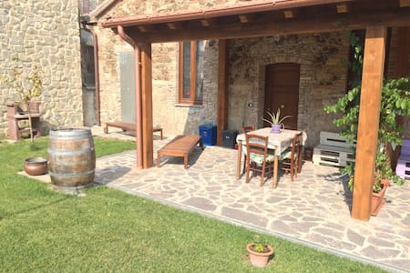 Paola Fabio casa con giardino - Suvereto - Dům