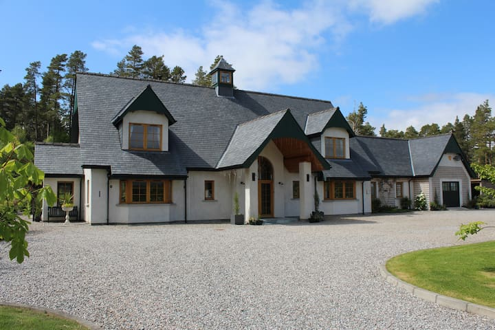 Monarda House (luxurious stay in a Highland home) - Kiltarlity - Bed & Breakfast