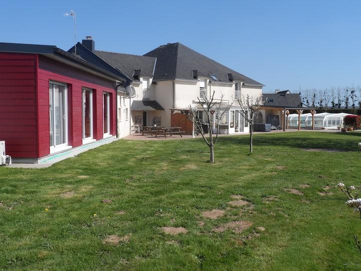 Cottage Cafecouet'Breizh