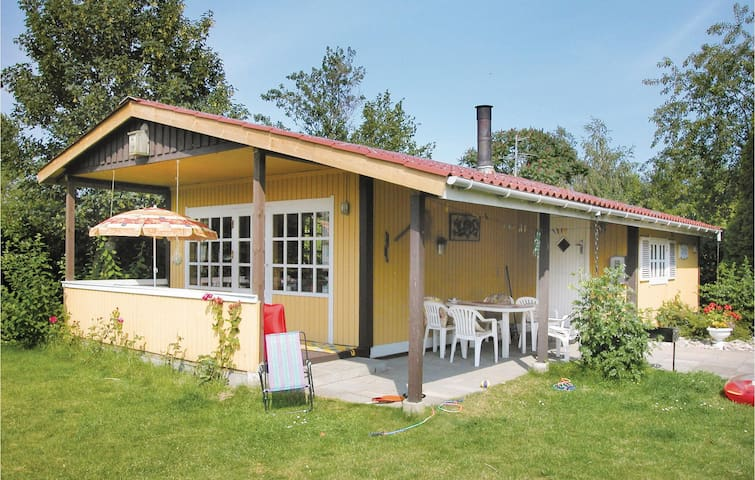 Holiday cottage with 2 bedrooms on 59m² in Nordborg