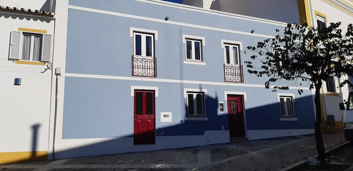 Casa Azul Terrasse