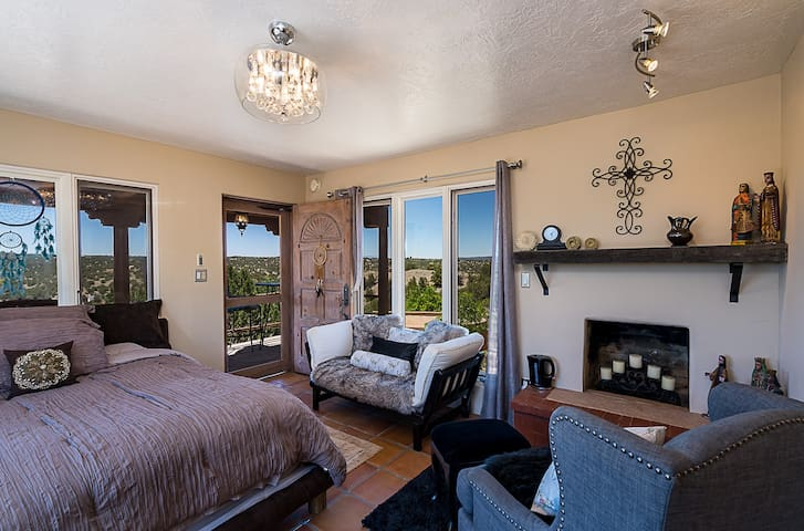Guest Room with Forever Views!
