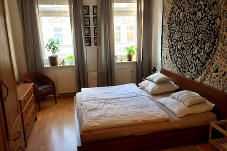Tidy & cosy flat in the west of Leipzig - 莱比锡