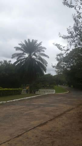 En jardín tropical dos cómodos apartamentos. - Asuncion Asunción, Asunción, PY - House