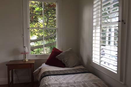Peaceful single room in Devonport. Close to CBD. - 奧克蘭 - 獨棟