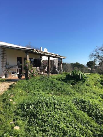 Beautyfull house w/ Seaview Algarve - Boliqueime - Chatka