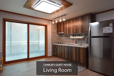 CHARLIE'S GUESTHOUSE 201 NEW