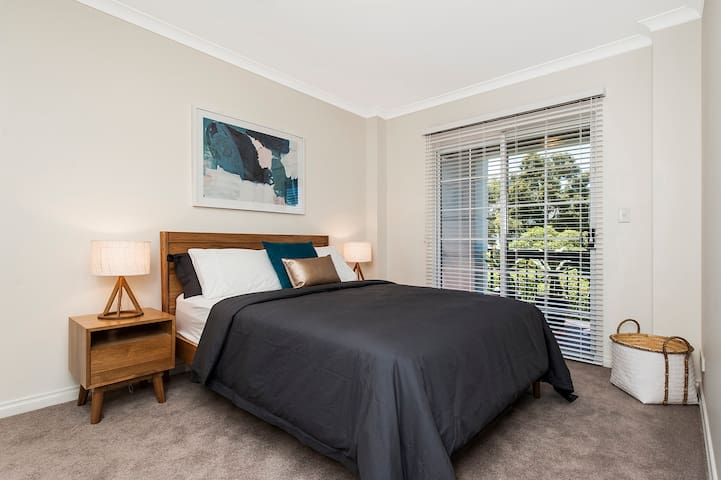 West Perth Executive style free transit zone - West Perth - Apartamento