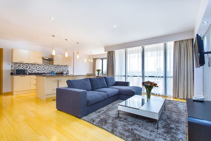 Luxurious and modern 1bed apartment - Nairobi - Huoneisto