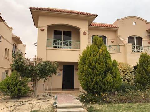 2 floor Villa at La Vista Bay,  El Dabaa