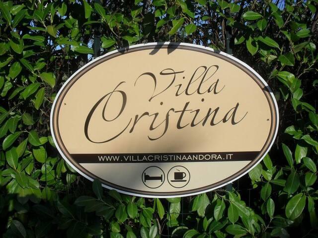 B&B Villa Cristina un'oasi di pace vicino al mare - San Bartolomeo - Bed & Breakfast