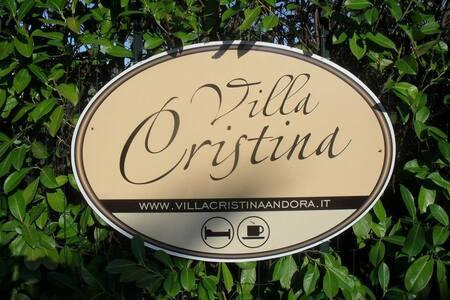 B&B Villa Cristina un'oasi di pace vicino al mare - San Bartolomeo