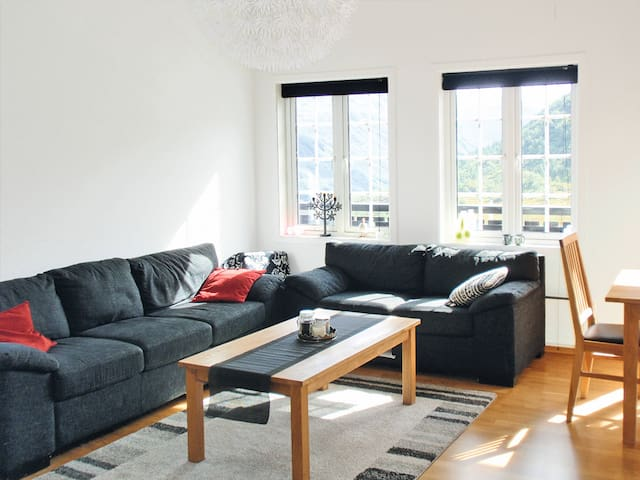 Holiday apartment in Röldal for 8 persons