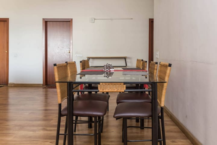 2 Rooms within a 4BHK Self Catering Homestay.