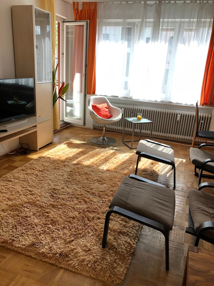 Beautiful apartment in the heart of Bremen!
