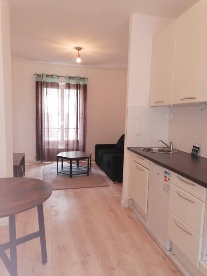 Appartement dans le centre-ville de Montmorency