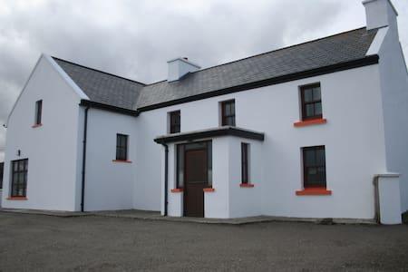 Donegal Wild Atlantic Way Farmhouse