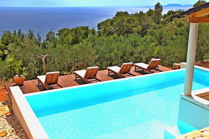 Two bedroom eco-friendly amazing view villa flat