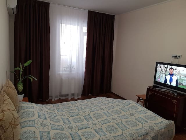 Nice, clean apartment/room for rent - Odesa - Apartment