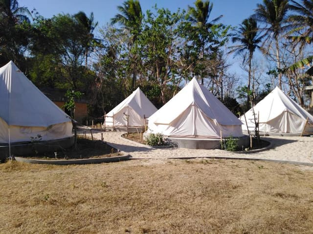 Bislig Glamping Tent