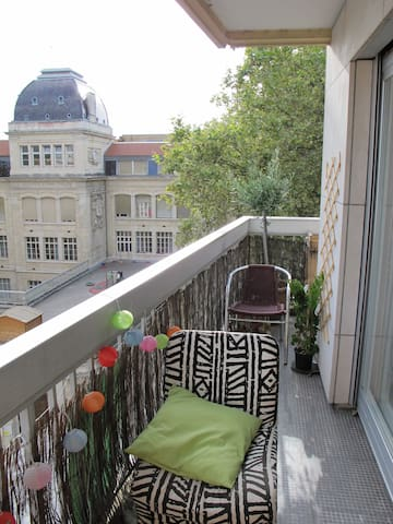 Chambre dans grand appartement! idéalement situé!