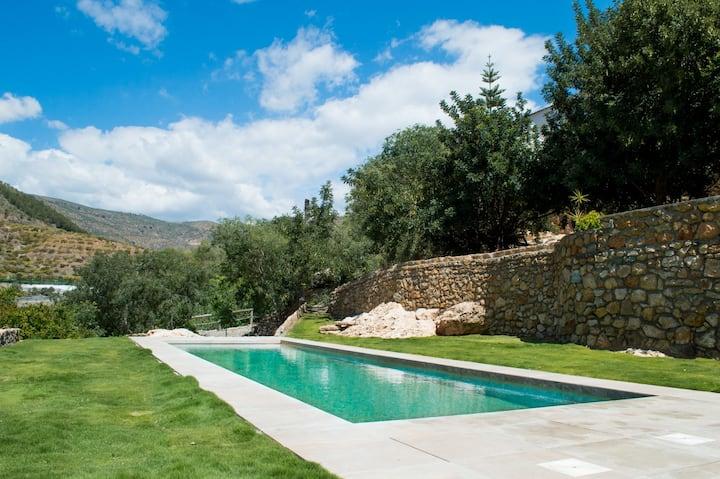 Casería del Carmen,  Gorgeous Andalusian Villa