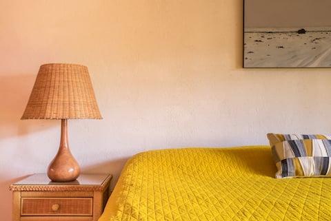 Contemporary Artsy Mexican Home