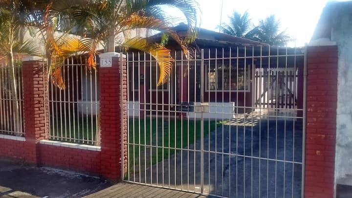 Casa de praia em Caraguatatuba