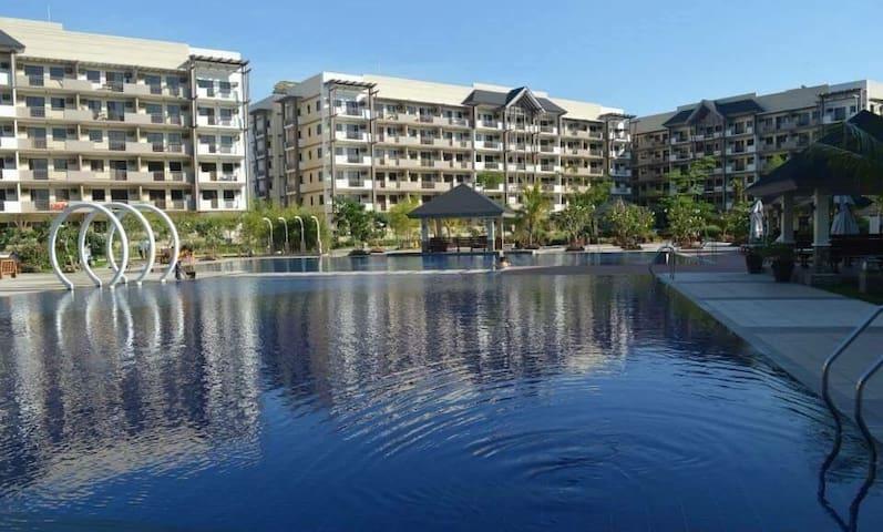 A resort inspired condominium