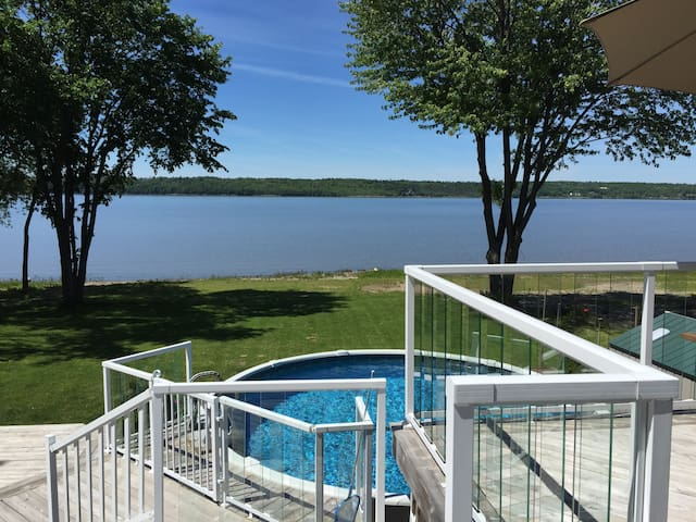 unique riverview luxury amazing house Ottawa River - Gatineau - Villa