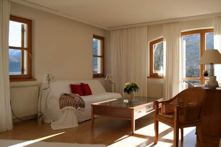 Haus CasaLi am Weissensee - Terrassenwohnung