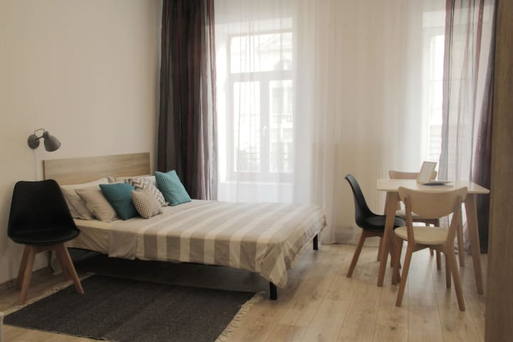 Apartment in front of Opera House, free wifi