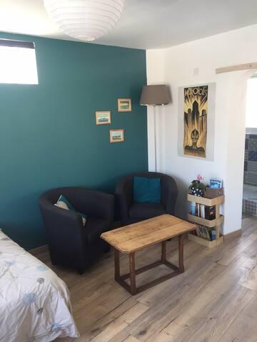 Część mieszkalna