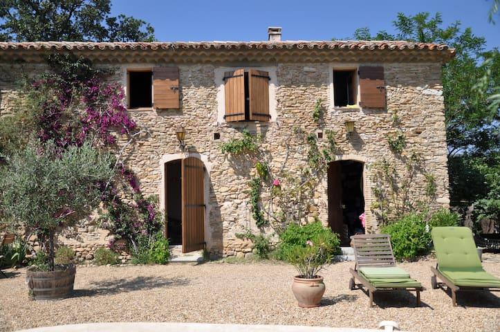 Un nid d'amour au milieu des vignes - La Cadière-d'Azur - Guesthouse