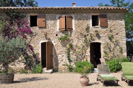Un nid d'amour au milieu des vignes - La Cadière-d'Azur - Konukevi