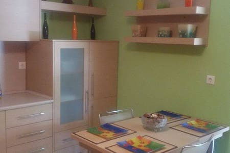 Great appartment for relaxing vacation